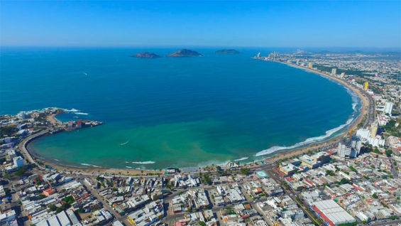 Mazatlán would lie at the southern end of new trade corridor.