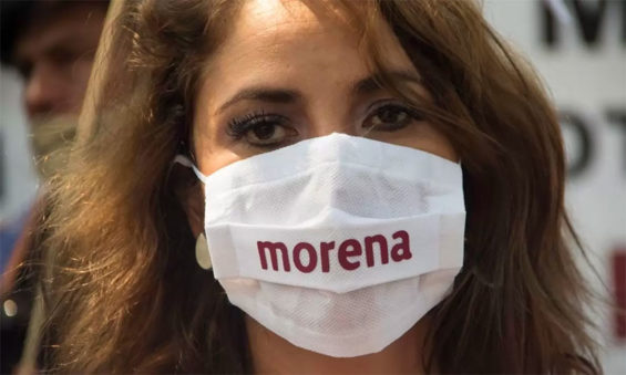 Morena is the favorite among Mexico's three leading parties.