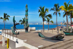 Visitors have been returning to Puerto Vallarta.