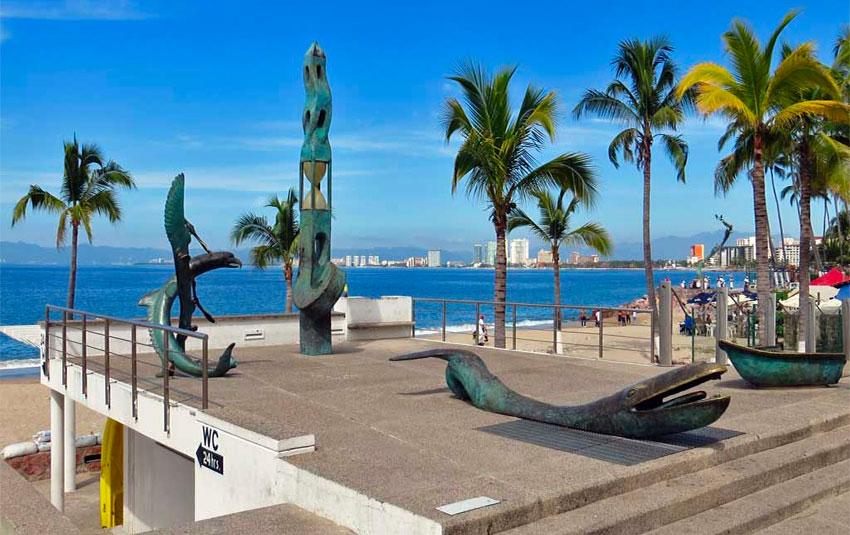 Visitors have been returning to Puerto Vallarta.