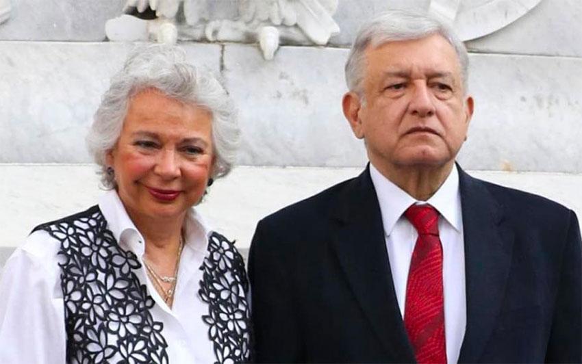 Sánchez and López Obrador