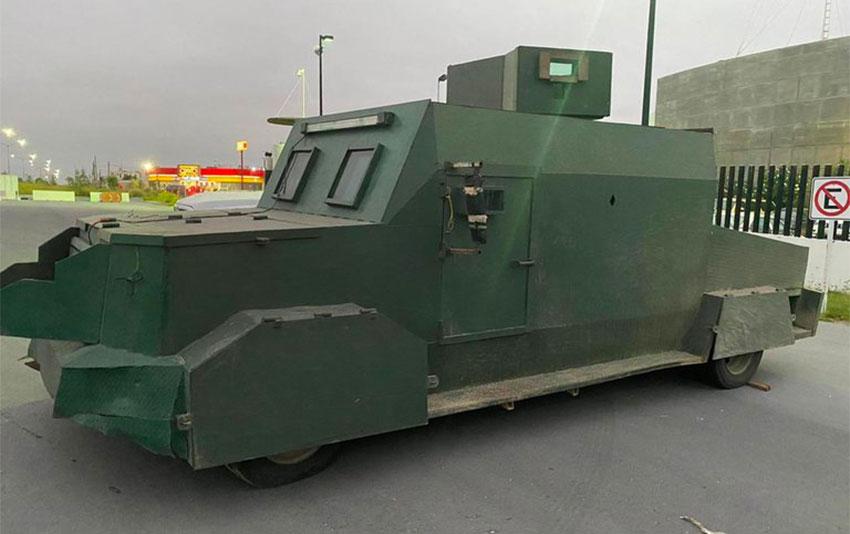 narco-tank