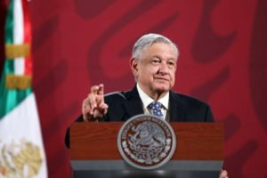 President López Obrador believes austerity measures for government agencies help root out corruption.