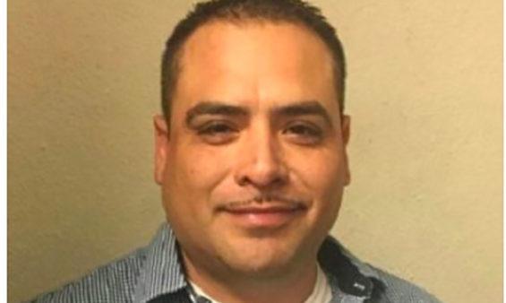 Massacre suspect Roberto González.