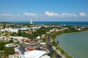 Chetumal, the capital of Quintana Roo