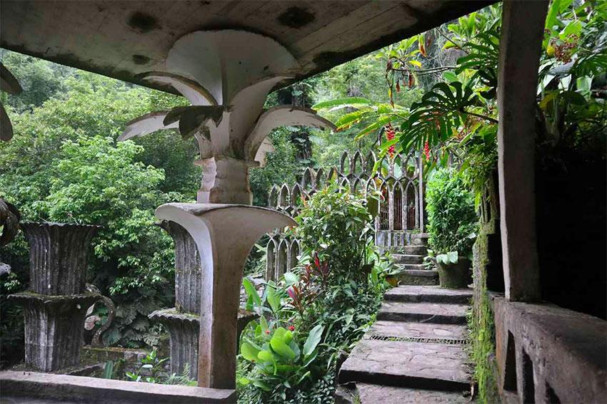 edward james' garden