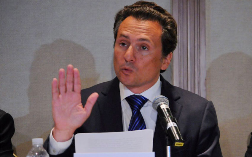 Accusations against the former minister were made by Emilio Lozoya, former CEO of Pemex.