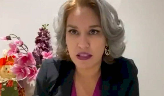 Forum participant Paulina Monreal