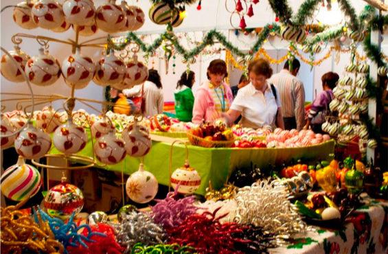 Tlalpujahua Ornament Fair