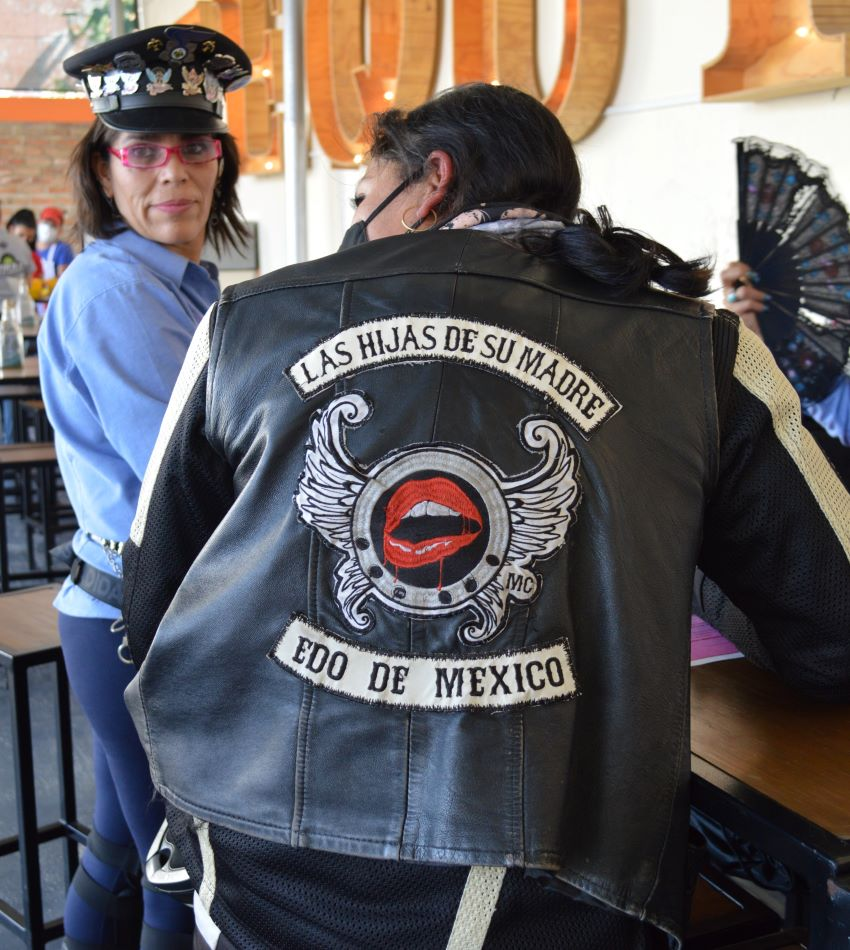 """One of Chicas Biker's best accomplishments, says founder Anayancin Y. """"Yancy"""" Fierros Viveros, is that the event attracts more women to the pastime."""