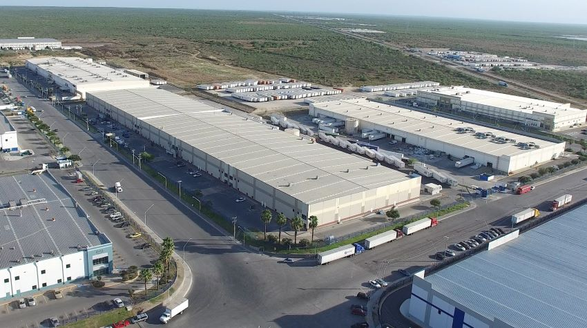 Nuevo Laredo has many businesses related to warehousing and shipping.