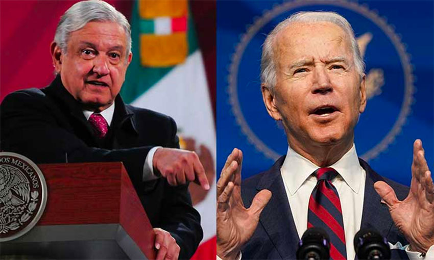 AMLO, Biden reaffirm bilateral commitment during phone call thumbnail