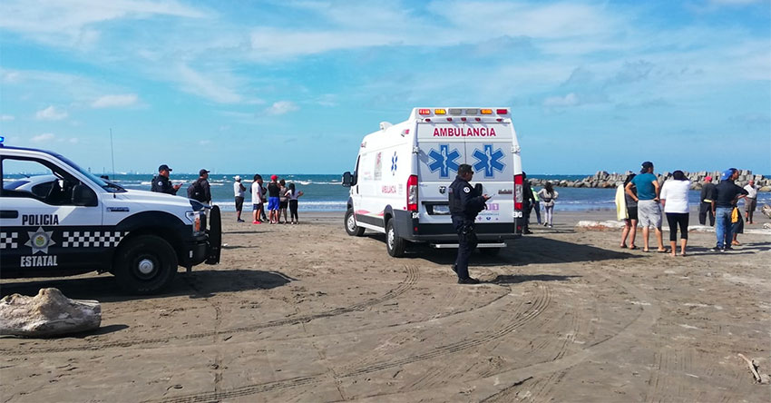 Day at the beach turns to tragedy as 3 children swept away by waves thumbnail