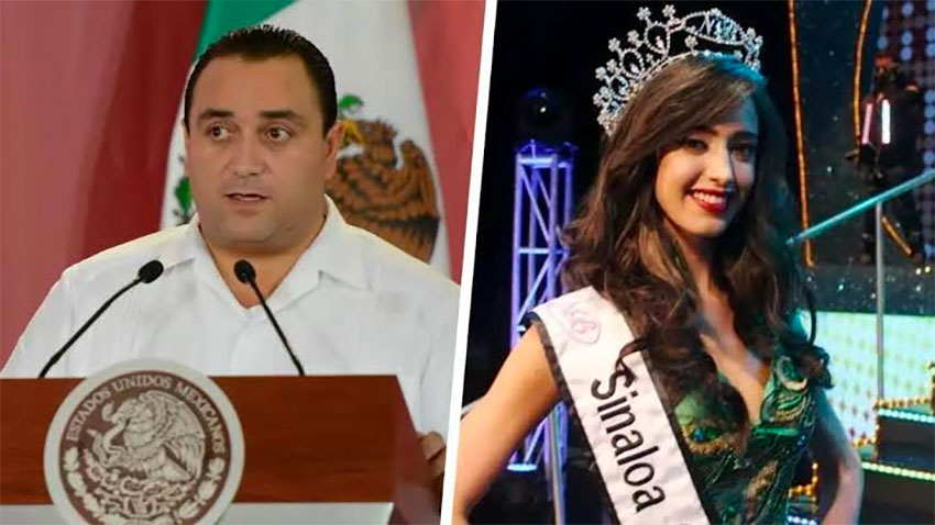 Jailed ex-governor of Quintana Roo weds Sinaloa beauty queen thumbnail