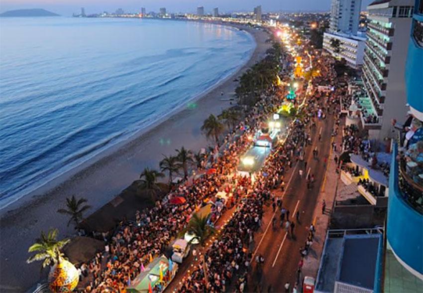 Mazatlán's carnival