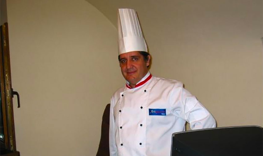 Chef Didier Pic.