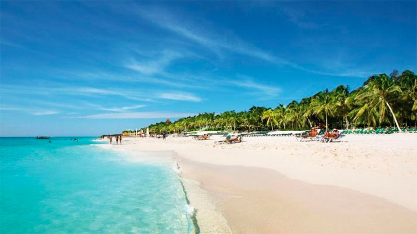 Mahahual is on the Caribbean Paradises route.