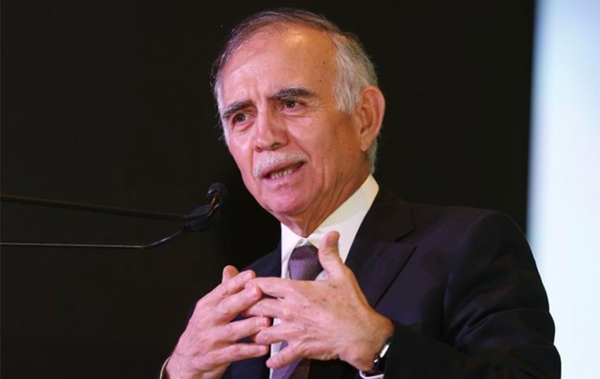 Alfonso Romo will continue to be his chief link with the private sector, said President López Obrador.