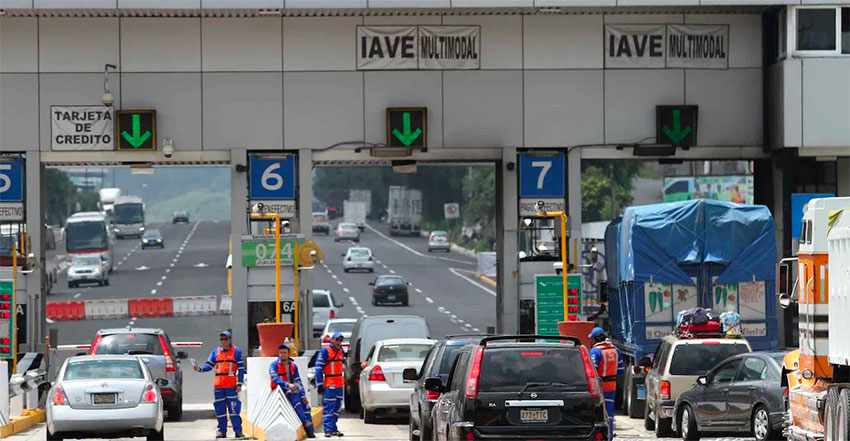 Foiled by efforts to stop hijacking, toll plaza thieves grab the cash instead thumbnail