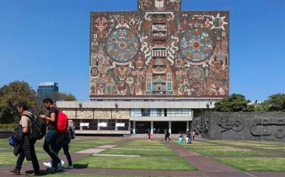 UNAM was also ranked No. 2 in Latin America.
