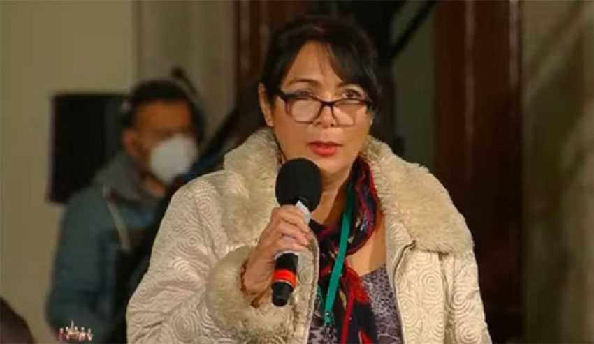 AMLO frees woman's son after appeal at daily press conference thumbnail