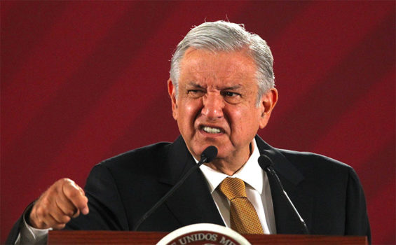 The right to information is already guaranteed, insists President López Obrador.