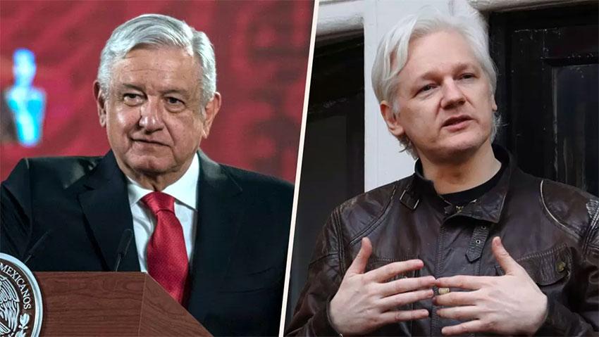 Mexico to offer asylum to Wikileaks founder Julian Assange thumbnail