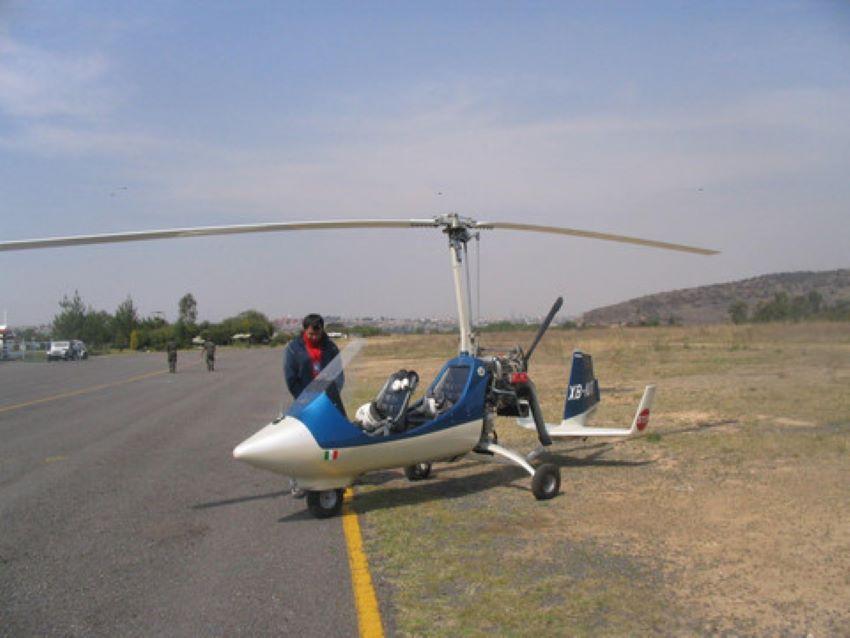 Tranchart's gyrocopter