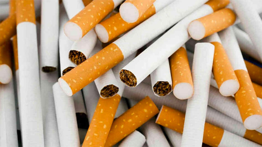 Covid pandemic blamed for 25% drop in cigarette sales thumbnail