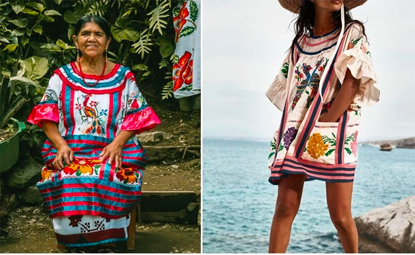 Australian designer accused of copying traditional Oaxacan huipil thumbnail