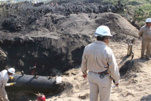 A paradox in Guanajuato: less fuel theft but more deaths.