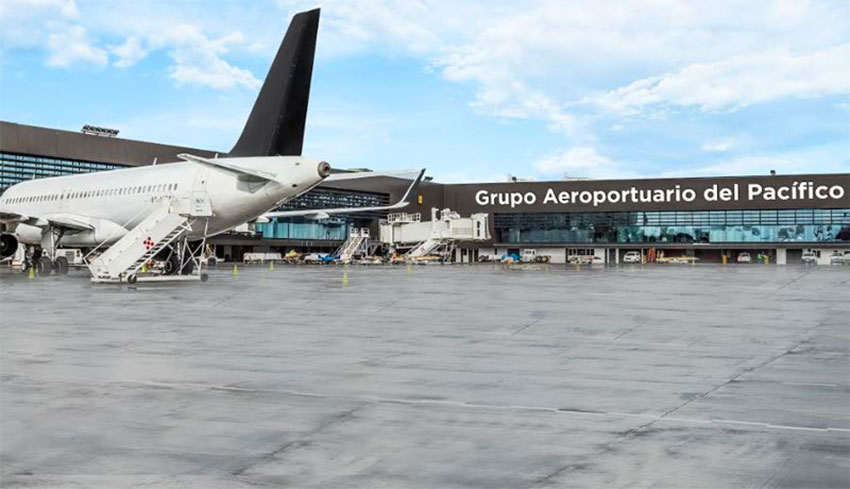 Testing is available to passengers at airports operated by GAP.