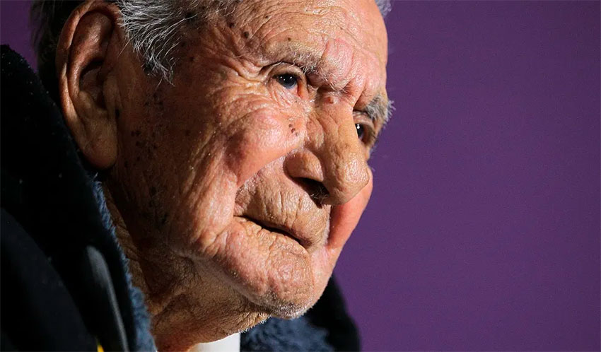 At 124, lifelong farmer Don Manuel might be world's oldest person thumbnail