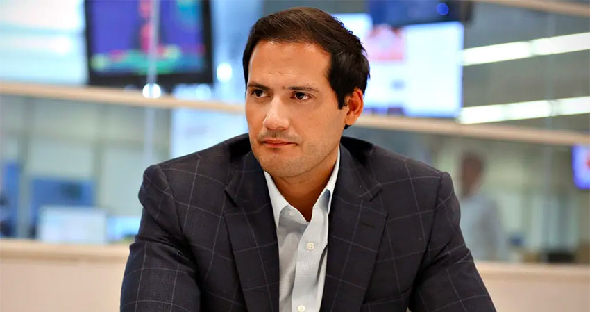 Hugo Rodríguez of Twitter México.