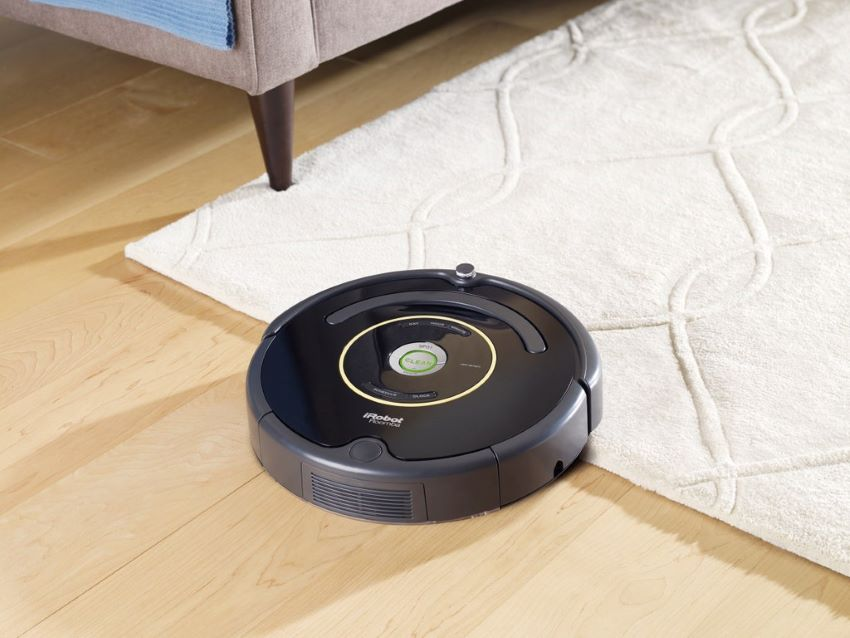 The Roomba in less interesting times.