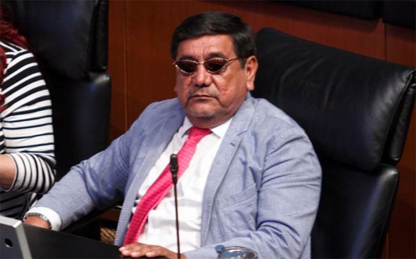Salgado was elected to the Senate in 2018.