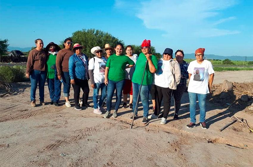 Rastreadoras del Fuerte: hunting for the dead.