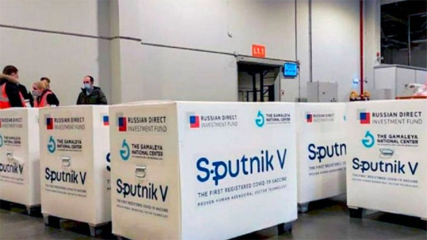 200,000 doses of Russian vaccine are en route, but Sputnik V still unapproved thumbnail