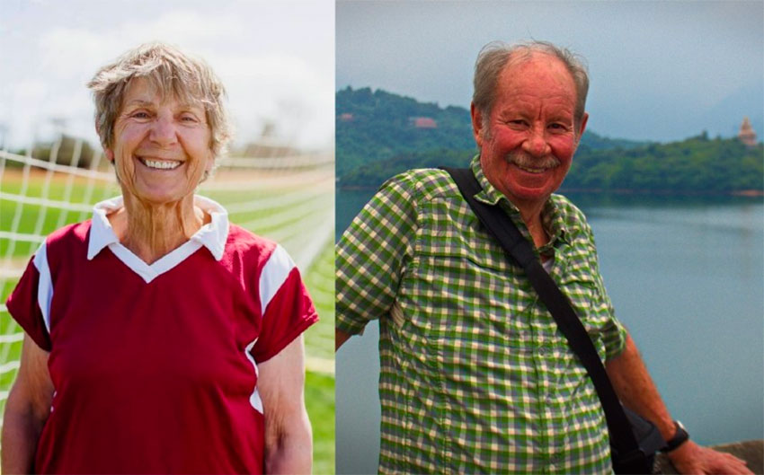 Harvey and Hirschsohn were killed at their vacation home in El Socorrito.