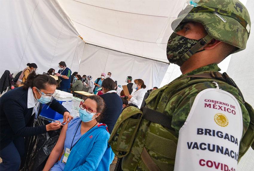 vaccination brigade