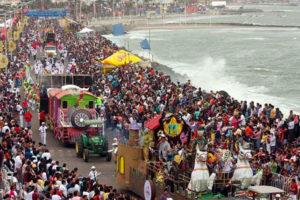 carnival in Veracruz