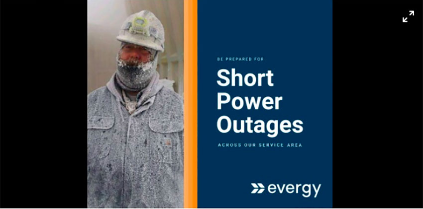 A photo used by the CFE was taken from a post by a US energy firm.