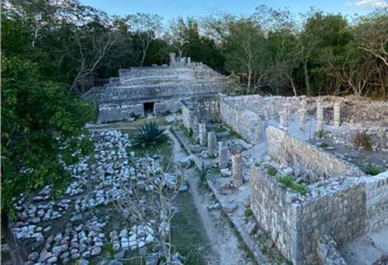 The new section at Chichén Itzá will be open by reservation only.
