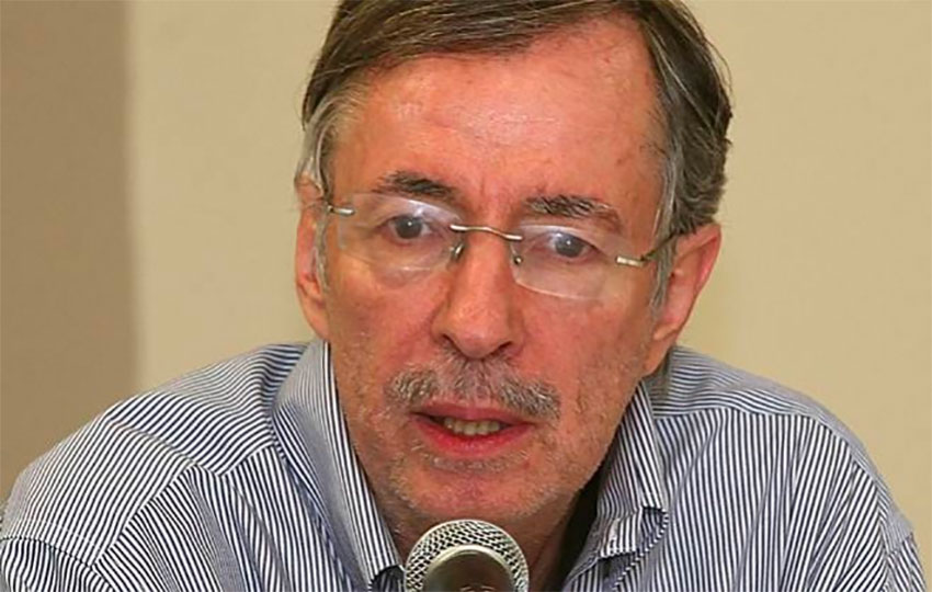 Political scientist Crespo: The parties are self-absorbed with their own people.