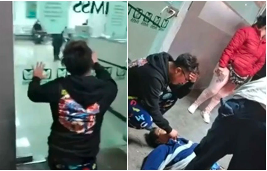 Denied entry, man with kidney problems dies at door of CDMX hospital