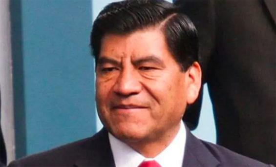 Mario Marín was arrested Wednesday in Acapulco.