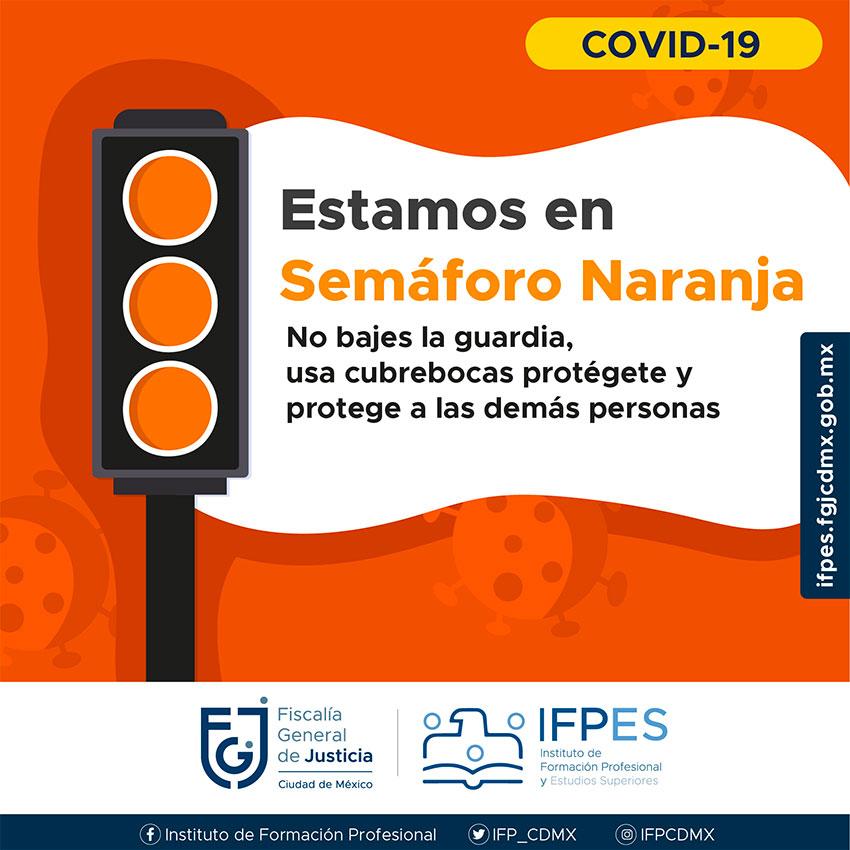 mexico city covid poster