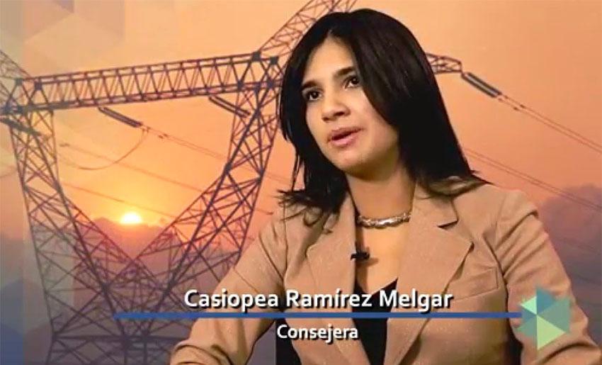 Casiopea Ramírez