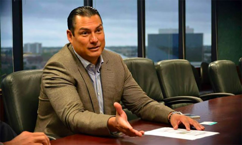 Would-be candidate Trejo has denied allegations of corruption.