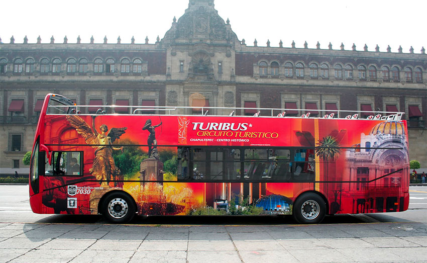 The Turibús will resume operations on Monday.